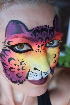 Portfolio Kidzfaces - Face Painting for Kids and Grown Ups, Face painting SF Bay Area and Marin County, CA