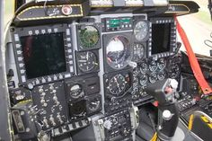 Upgraded A-10 Cockpit