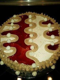 ΘΕΪΚΉ ΤΟΥΡΤΑ!! Μία υπέροχη τούρτα για το γιορτινό σάς τραπέζι!!!! Διά χειρός Γιώργου Χριστιανού !!! Cookbook Recipes, Cooking Recipes, Yams, Aesthetic Food, Greek Recipes, Birthday Candles, Party Time, Cheesecake, Food And Drink
