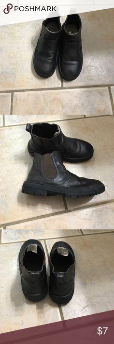 Boy boots Brown boy boots GAP Shoes Boots