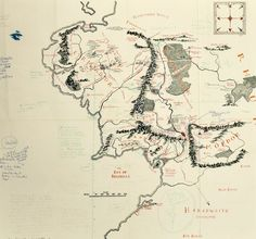 410 Best Maps of Middle Earth images in 2019