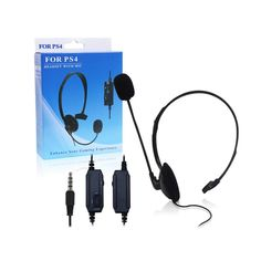 $5.47 (Buy here: https://alitems.com/g/1e8d114494ebda23ff8b16525dc3e8/?i=5&ulp=https%3A%2F%2Fwww.aliexpress.com%2Fitem%2FBlack-Wired-Gaming-Headset-Game-Headphone-Microphone-Headband-with-Mic-Stereo-Bass-3-5mm-For-PS4%2F32734379132.html ) Black Wired Gaming Headset Game Headphone Microphone Headband with Mic Stereo Bass 3.5mm For PS4 PC Computer New for just $5.47