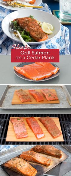 Recipe the best salmon marinade ever can be cooked on the bbq how to grill salmon on a cedar plank ccuart Gallery