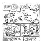 Parts of Speech Bundle: Grammar Comics Comic Strip Template, Comic Strips, Holy Week Activities, Activities For Kids, Jean Mermoz, Agony In The Garden, Gospel Reading, Valentines Day Coloring, Robert Crumb