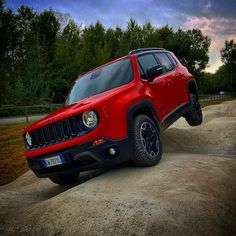 2015 Jeep Renegade via @motoringmiddleeast