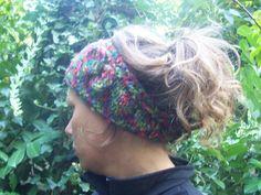 Bandeau au tricot pour oreilles glacées - 103 idées de Joline