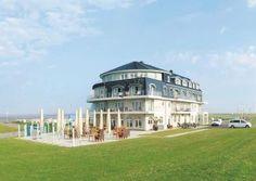 Upstalsboom Hotel Deichgraf in Wurster Nordseeküste