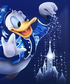 I Donald Duck! Disney Pixar, Walt Disney, Disney Duck, Disney Cartoons, Disney Mickey, Disney Characters, Disney Dream, Disney Love, Donald And Daisy Duck