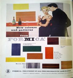 Vintage ad. #vintage #retro #ad #interiordesign