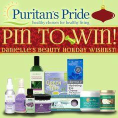Danielle Smith's Ultimate Beauty Wish List #PuritansPride   #PuritansPride