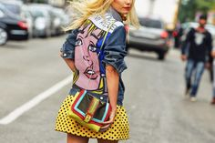 Fashion meets popart: the revival