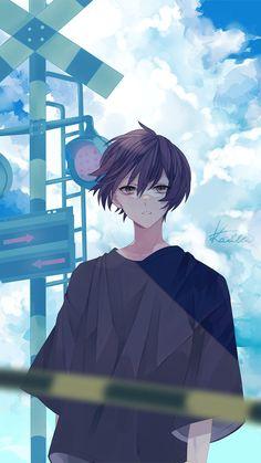ザイ - Everything About Anime Dark Anime Guys, Cool Anime Guys, Anime Oc, Cute Anime Boy, Anime Kawaii, Persona Anime, Estilo Anime, Art Et Illustration, Anime People