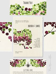 Love tree!  In plums and golds and champagnes :)