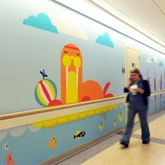MATTEL CHILDRENS HOSPITAL PHASE 2