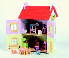 Inside Tutti Frutti Dolss house by Le Toy Van