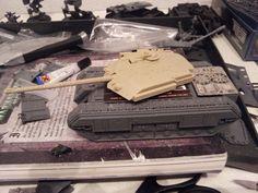 WIP Large Tank