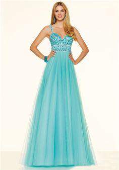 Coctail Prom Dresses Aqua