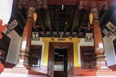 Guthu or Bunt House in Mangalore - Rathina's View Space