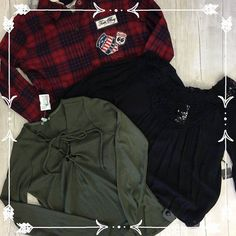 We seriously just put out hundreds of long sleeves for woman out at our Harwood Heights location!!! For real hundreds (this is not an exaggeration!!) Check em out!! http://ift.tt/2cKWw4O - http://ift.tt/1HQJd81