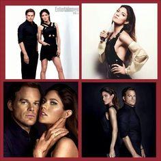 Dexter & Debra...love them!