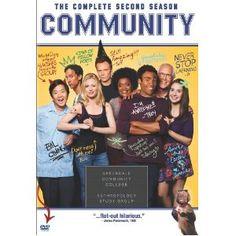 Community: The Complete Second Season DVD ($30)