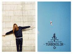 Lookbook: Turbokolor 'RISE BEFORE THE TWILIGHT' spring 2014