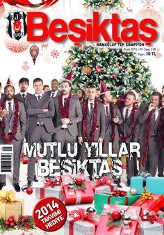Beşiktaş Dergisi Ocak Sayısı Çıktı https://www.bjk.com.tr/tr/haber/57699/
