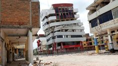 Huelva.- La Diputación de Huelva ha colaborado en las labores reconstrucción de los municipios afectados por el terremoto que sufrió Ecuador en abril de 2016