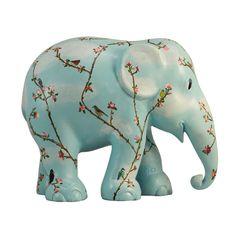 Blossom & Birds - Elefanter