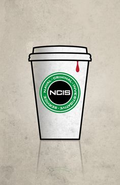 NCIS Coffee Cup by ~Karbacca on deviantART