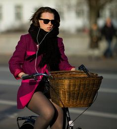 Cycle Chic from Copenhagen