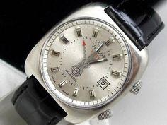 Citizen 70'sスイスVIALUXアラーム手巻アンティークビンテージ 時計 Watch Antique ¥12530yen 〆10月07日
