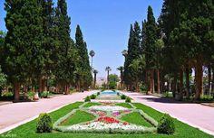Oujda : son parc