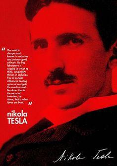 PARTAGE OF NIKOLA TESLA.......ON FACEBOOK........ | Nikola ...