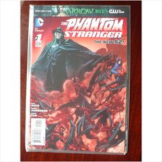 DC COMICS THE PHANTOM STRANGER #1 DEC 2012 NEW 52 NEAR MINT Listing in the Other,DC,Modern Age (1992-Now),US Comics,Comics,Books, Comics  & Magazines Category on eBid From martshall
