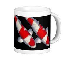 紅白の錦鯉のマグカップ (黒地):フォトマグ(錦鯉シリーズ) 熱帯スタジオ http://www.amazon.co.jp/dp/B0124R6AVY/ref=cm_sw_r_pi_dp_1dqTvb0SYA9FP