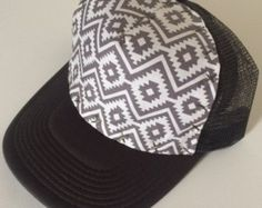 5619e96ee0cd1 Floral hats. Trucker HatsVintage ...