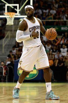 LeBron James Photos: Miami Heat v Cleveland Cavaliers