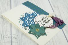 Stampin up - Artisan Design Team - Schönheit des Orients - In Color 2017-2019 - 5
