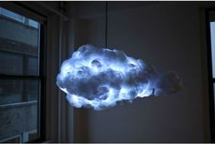 Funny pictures about This Cloud Lamp Creates A Thunderstorm In Your Living Room. Oh, and cool pics about This Cloud Lamp Creates A Thunderstorm In Your Living Room. Also, This Cloud Lamp Creates A Thunderstorm In Your Living Room. Glow Cloud, Lampe Salon Design, Cloud Lights, Thunder And Lightning, Lightning Cloud, Storm Clouds, Thunderstorms, Cool Gadgets, My Room