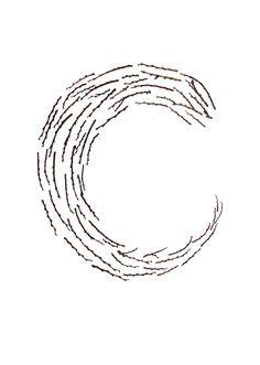 twig doodle (mary jo hoffman)
