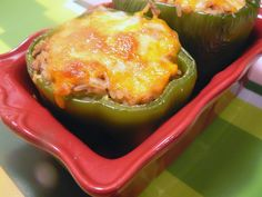 ... | Lentils, Applesauce Oatmeal Muffins and Vegetarian Stuffed Peppers