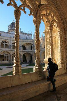 Monasterio de los Jerónimos en Lisboa