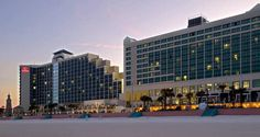 Hotel / Travel Page at the Coastal Magic Convention website