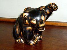Royal Copenhagen Brown Bear