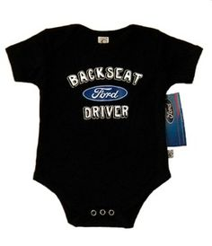 I absolutely hate Ford's but if my baby's daddy has a for them we will get this for him!