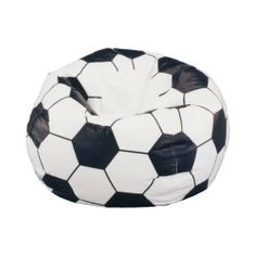 Kid's Sports Soccerball - Chairs #Kids #Kid #Children #Child #Furniture #Christmas #Holiday #Wish #List #Gift #Gifts #Present #Presents #Ideas #Ideas #Chairs $44