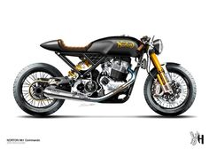 Moto 9 Art Print by Holographic Hammer | Society6