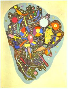 Colourful Ensemble - Wassily Kandinsky - WikiArt.org
