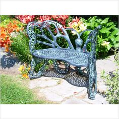 Nice Butterflies Make Every Garden More Special, So Add This Butterfly Garden  Bench To Your Landscape For An Elegant Look. Itu0027s Also At Home In A Sunroou2026